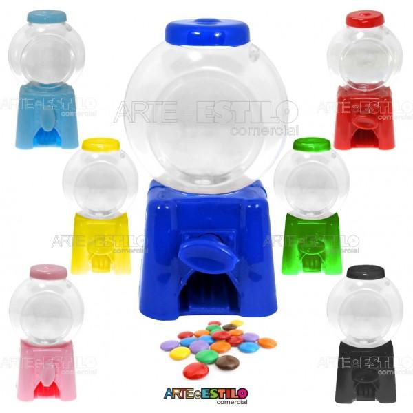 48 Baleiros Candy Machine para personalizar - Só R$2,49 cada !!!