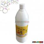 1 Litro de Refil liquido para Bolhas de Sabão Super Bubble