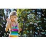 Caixa com 12 Tubos Bolhas de Sabão Super Bubble - Só R$1,49 cada tubo