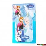 Chaveiro Frozen Disney de Metal Licenciado modelo Retangular Latinha