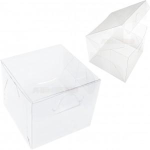 25 Caixas de Acetato 10 X 10 X 10 cm