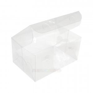 25 Caixas de Acetato 15X10X8 cm