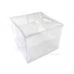 25 Caixas de Acetato 12X12X09 cm