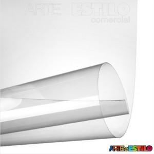 50 Folhas de acetato Transparente - 20x30 Cm espessura 0,20 mm