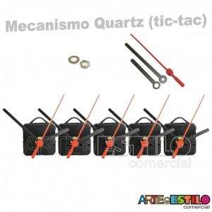 05 Máquinas de relogio Quartz