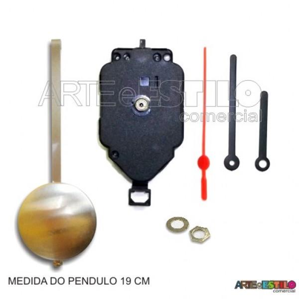 Máquina de pêndulo Dourado eixo 13 - 01 unidade