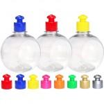 10 Squeezes para personalizar 300 ml com tampa push pull